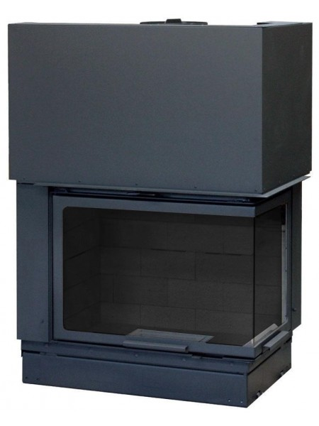 Каминная топка Axis F 900 right lateral glass BN1