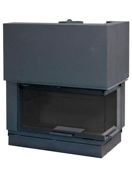 Каминная топка Axis H 1200 right lateral glass BN2
