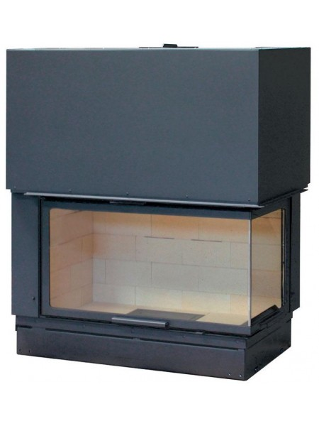 Каминная топка Axis H 1200 right lateral glass