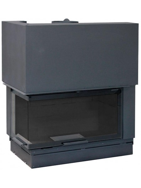 Каминная топка Axis H 1200 left lateral glass BN2