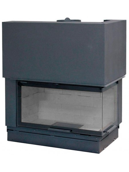 Каминная топка Axis H 1200 right lateral glass BG2