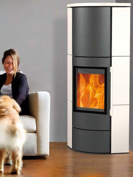 Печь-камин Fireplace Adelaide K