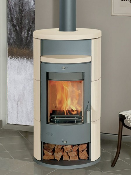 Печь-камин Fireplace Alicante K